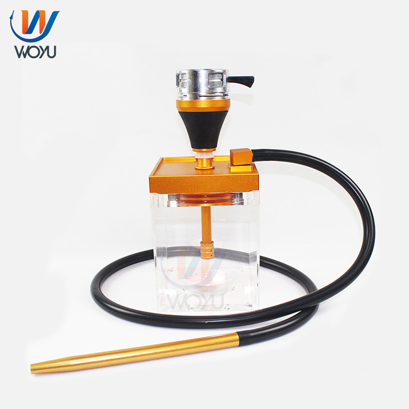 WOYU acrylic shisha one-stop services for market-1