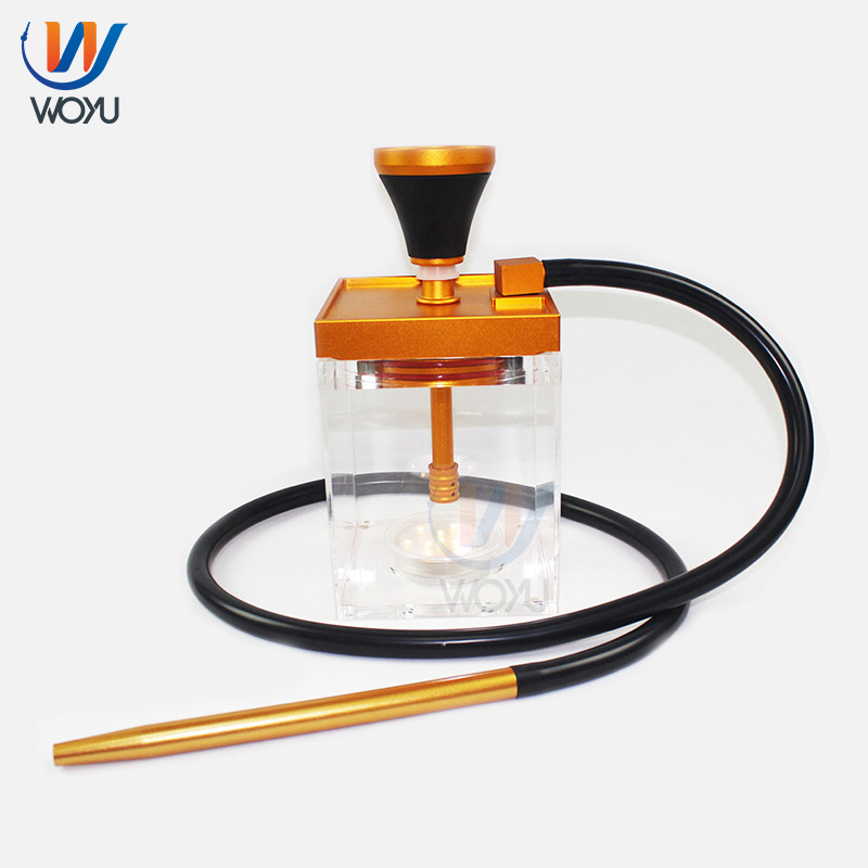 WOYU acrylic shisha one-stop services for market-2