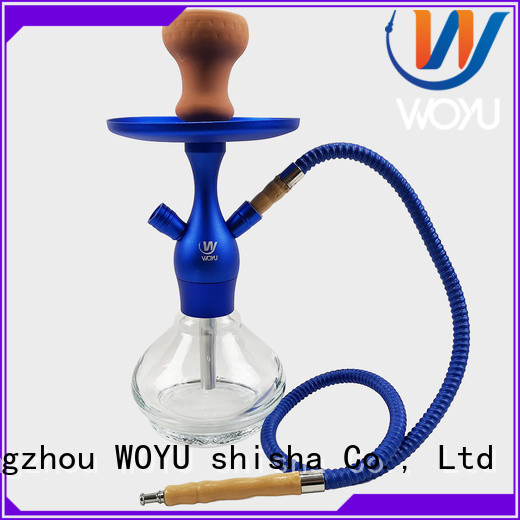 custom aluminum shisha manufacturer for smoker