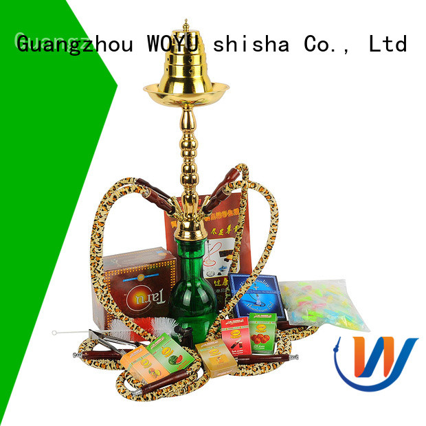 custom iron shisha supplier for smoking