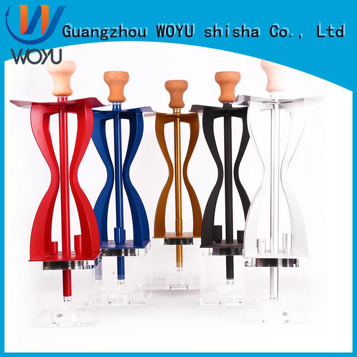 custom hokkah manufacturer for smoking