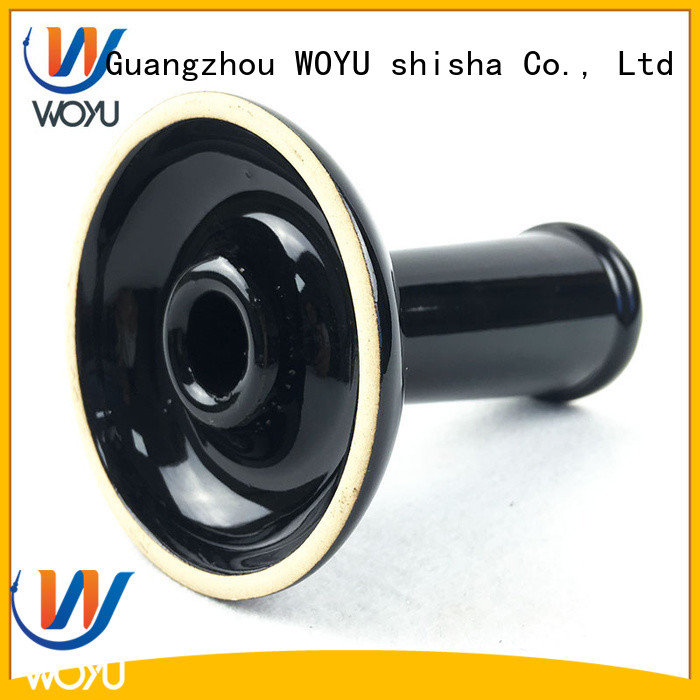 WOYU new electronic hookah bowl supplier for importer