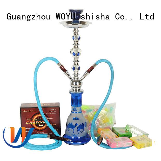 high quality iron shisha manufacturer for pastime
