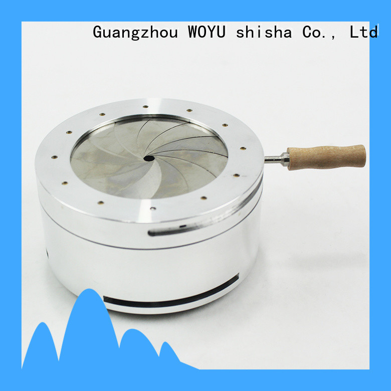 WOYU personalized charcoal holder manufacturer for smoker