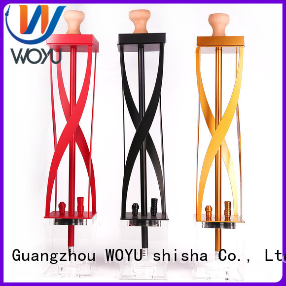 WOYU hokkah supplier for smoking