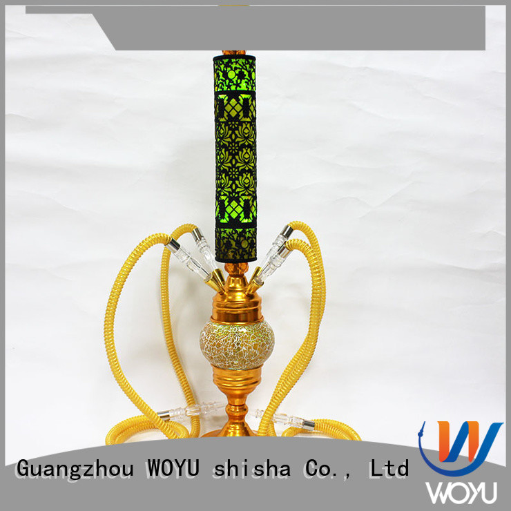 new iron shisha factory for smoker
