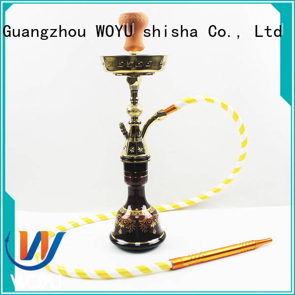 custom zinc alloy shisha factory for sale