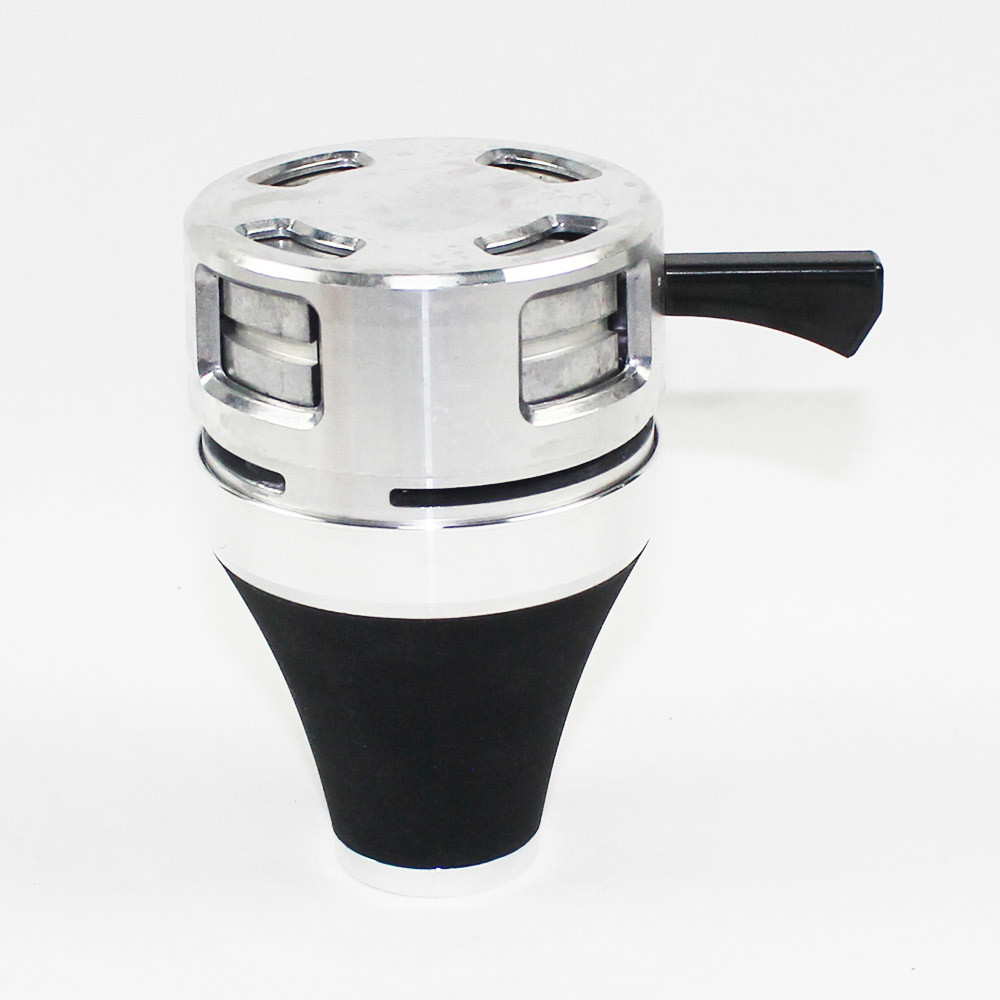 WY-kl012 smoking bong clay bowl aluminum heat management device system coal charcoal holder
