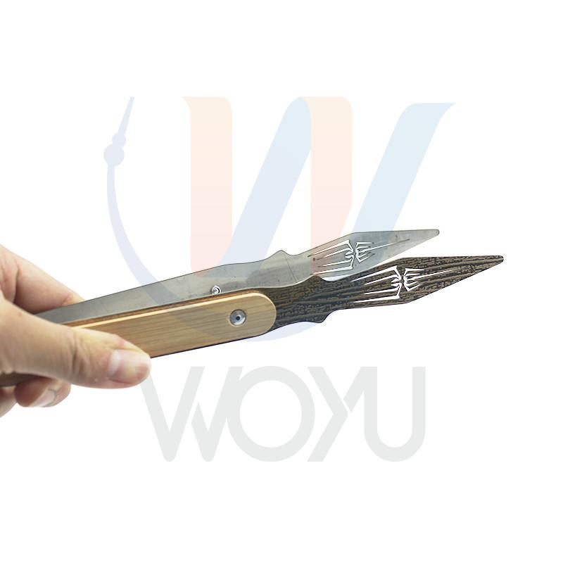 Spider shisha tong tobaco bowl clip for smoking tools use