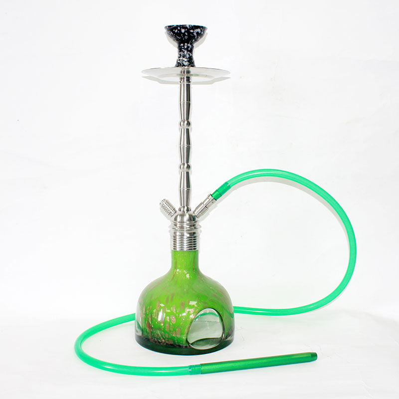 WOYU personalized stainless steel shisha supplier for importer-2