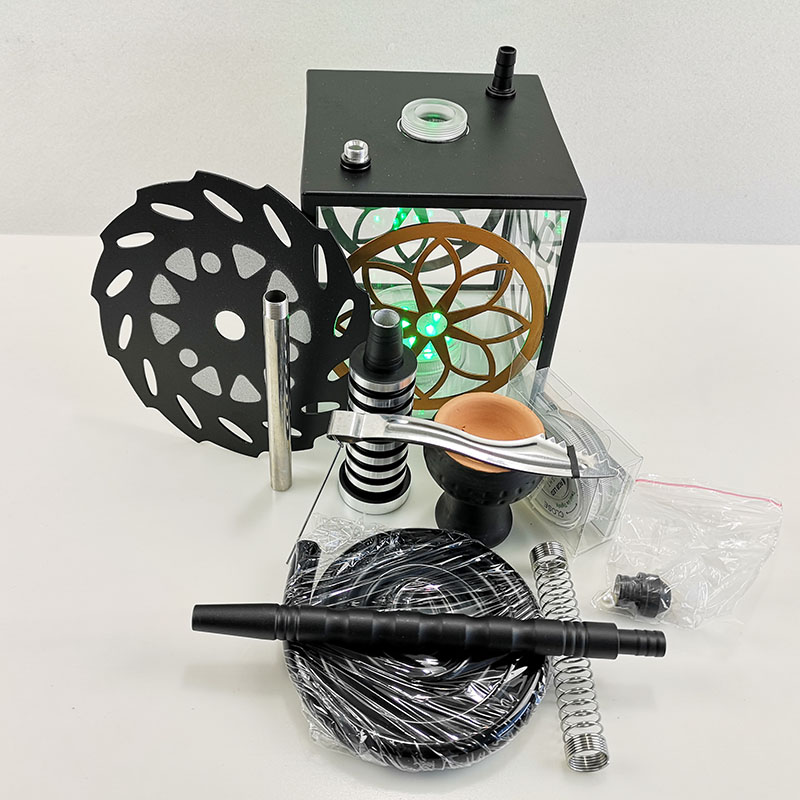 buy cheap acrylic shisha one-stop services for importer-1