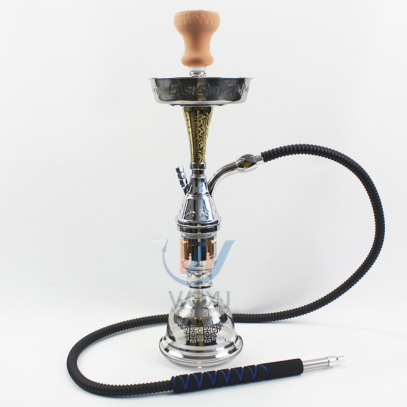 WY-EG05 medium hookah shisha Middle East style nargile sheesha pipes
