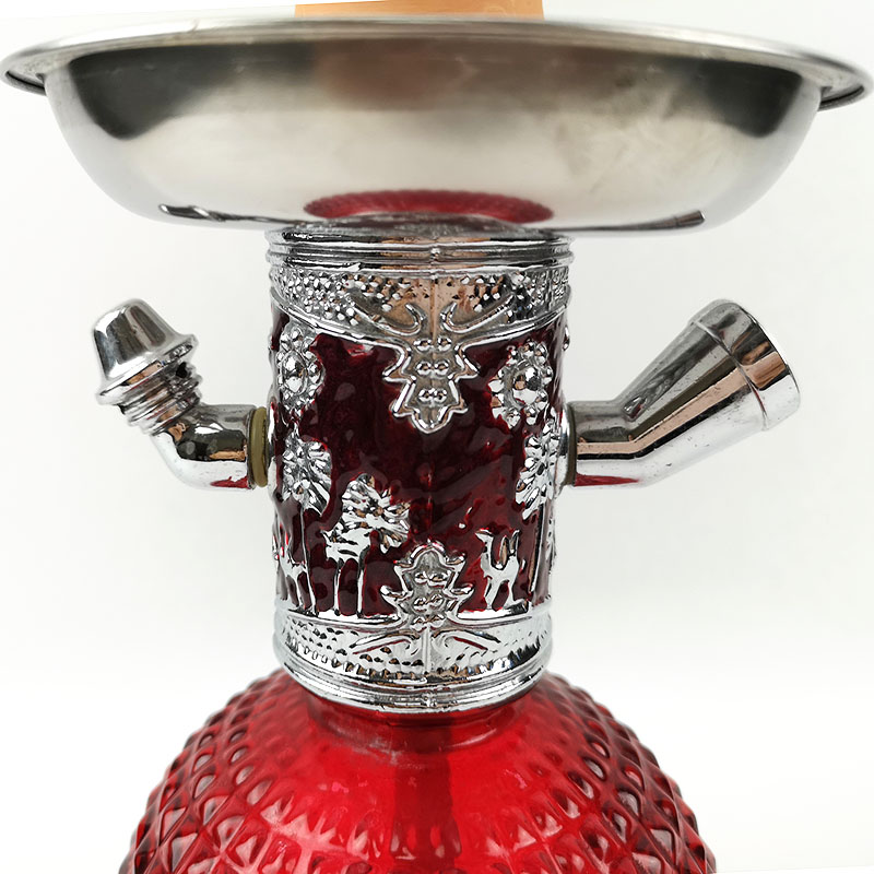 WOYU zinc alloy shisha supplier for trader-2