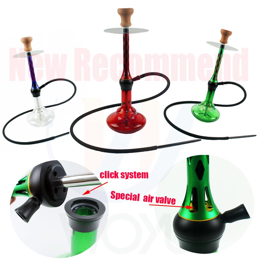 WOYU hot new releases aluminum shisha one-stop services for trader-1