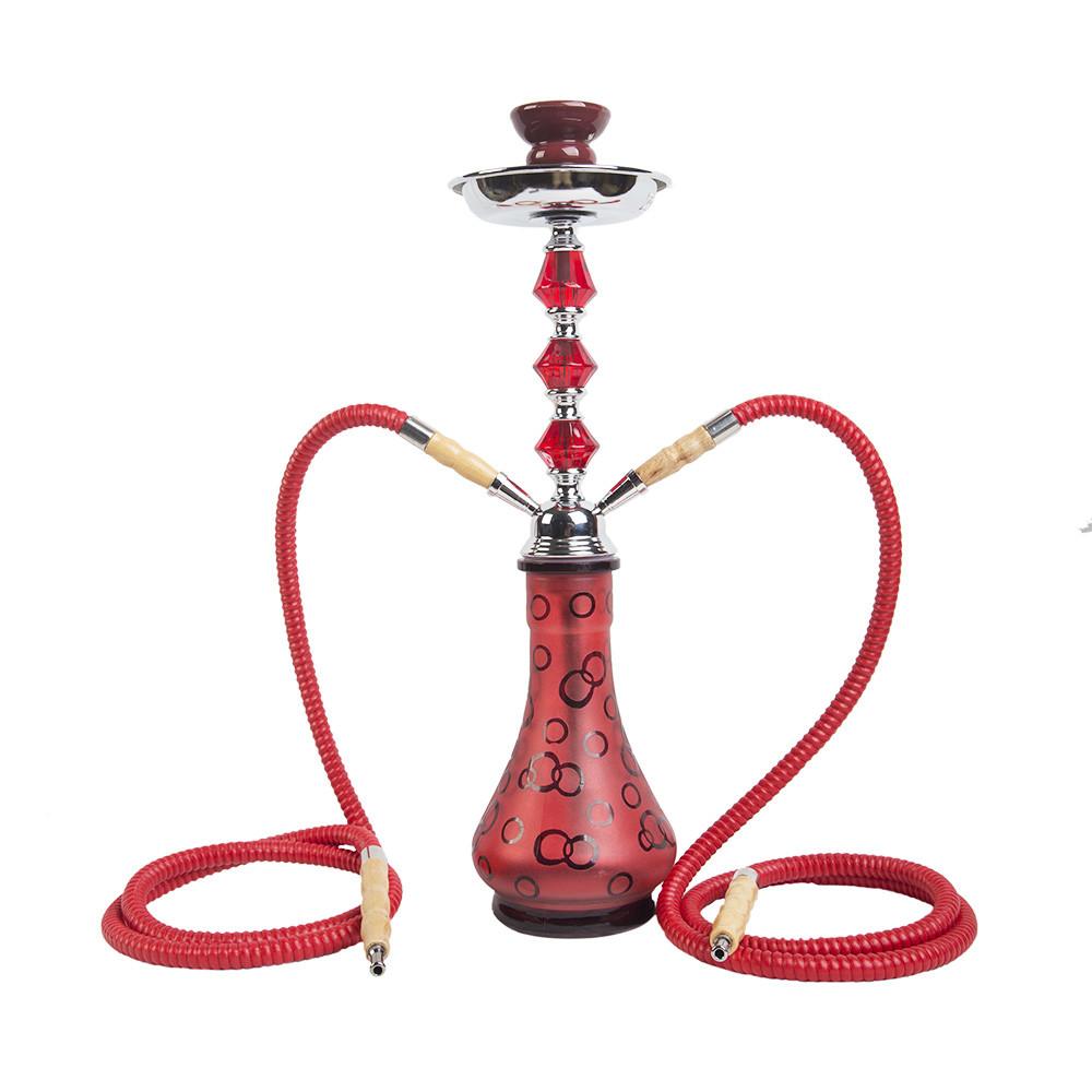 WY-141 Crystal hookah iron shisha glass hookah flavor tobacco Adaya