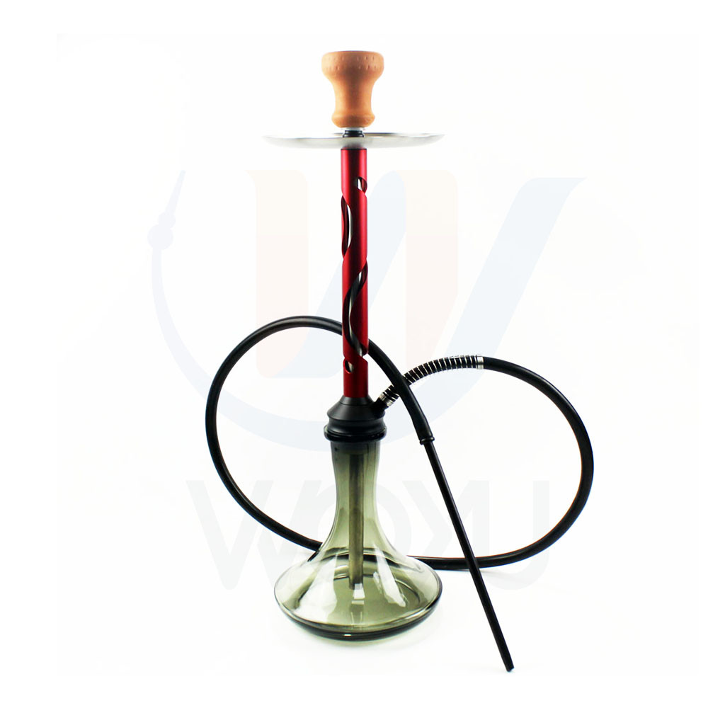 WOYU aluminum shisha one-stop services for trader-1