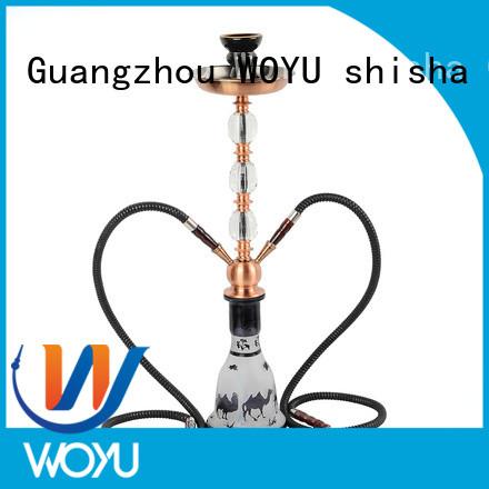 WOYU new iron shisha factory for smoking