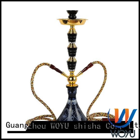 custom iron shisha factory for smoking