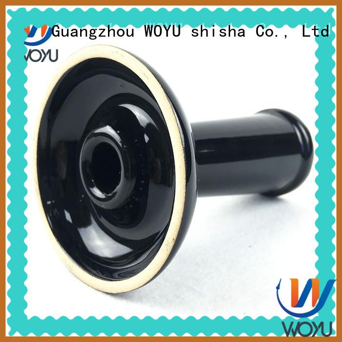 WOYU fashion hookah bowl manufacturer for importer