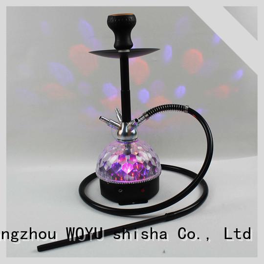 WOYU inexpensive acrylic shisha one-stop services for smoking