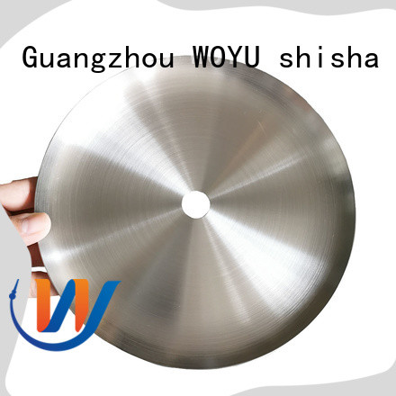 custom shisha plate factory for smoker
