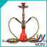 WOYU new iron shisha supplier for pastime