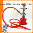 high quality zinc alloy shisha manufacturer for smoker
