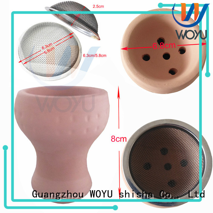 WOYU charcoal holder factory for importer
