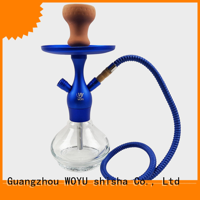 100% quality aluminum shisha one-stop services for wholesale