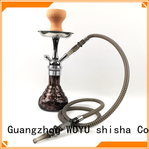 personalized zinc alloy shisha manufacturer for smoker