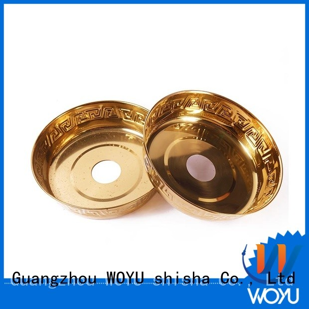 WOYU shisha plate supplier for sale