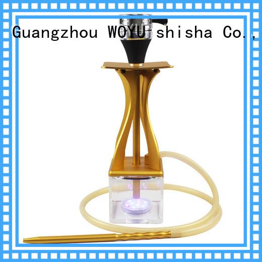 buy cheap acrylic shisha from China for clubs