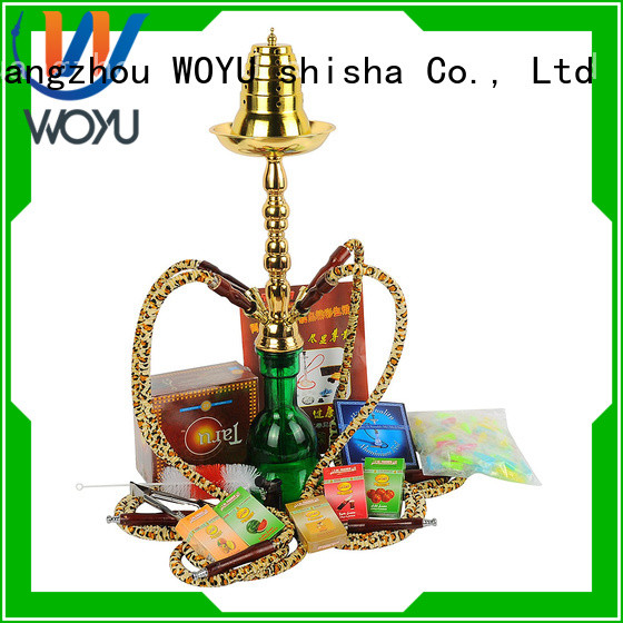 high quality iron shisha factory for pastime