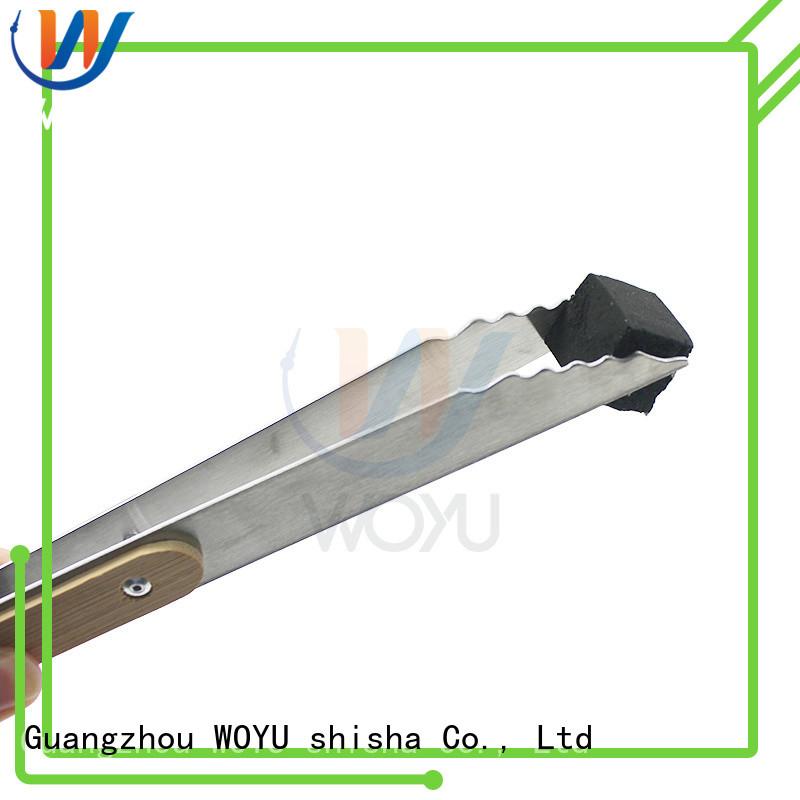 WOYU shisha tong supplier for smoker
