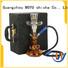 WOYU glass shisha factory for smoker