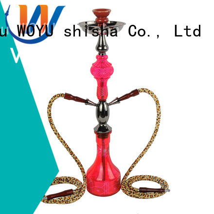 custom iron shisha manufacturer for smoking