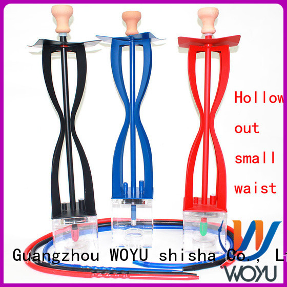 WOYU hokkah supplier for pastime