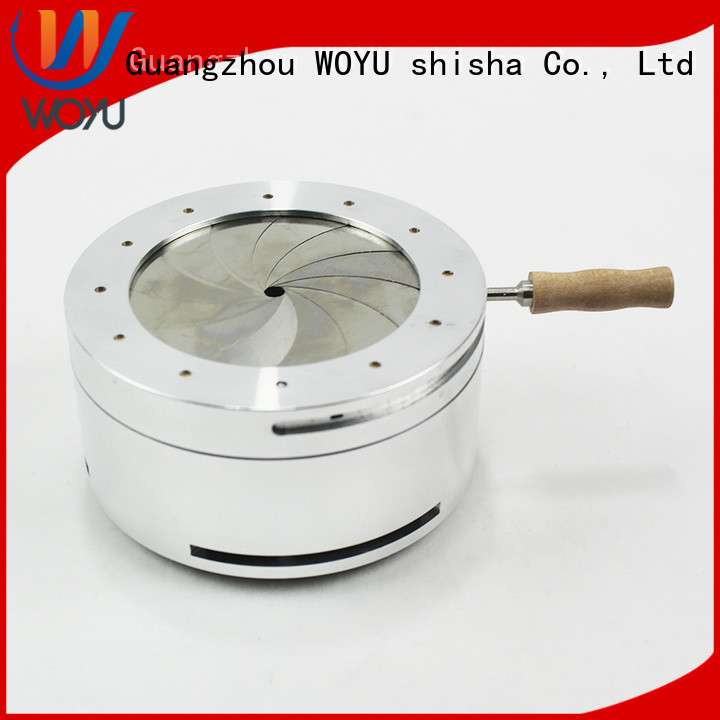 WOYU professional charcoal holder manufacturer for wholesale