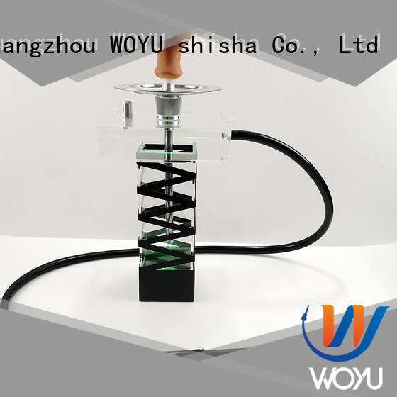 WOYU new hokkah supplier for pastime