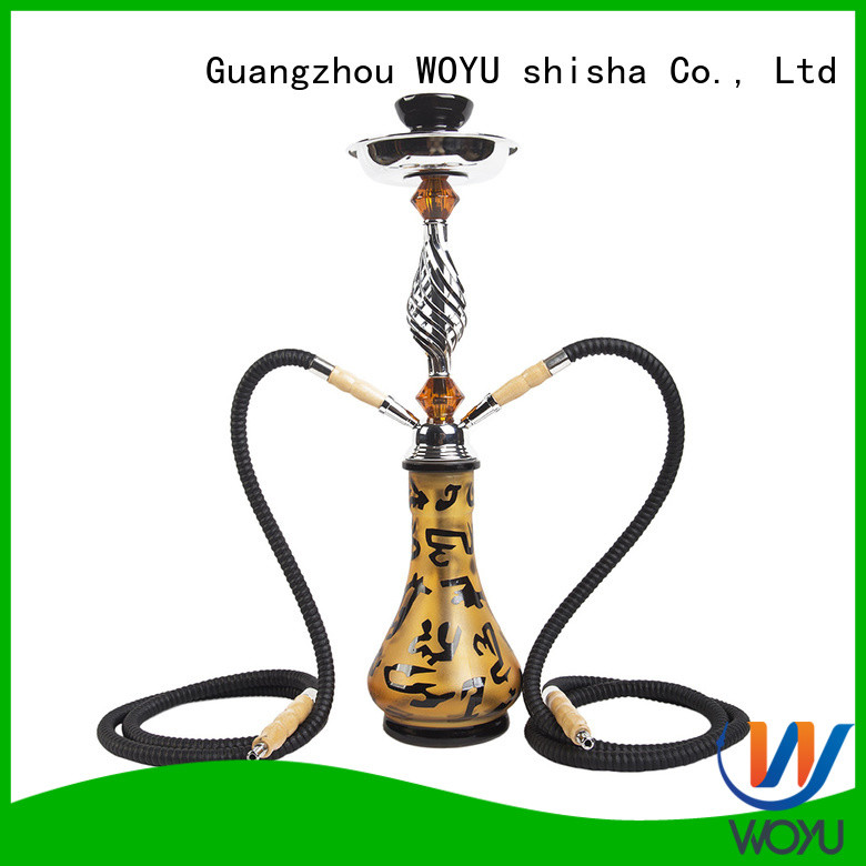 custom iron shisha supplier for pastime