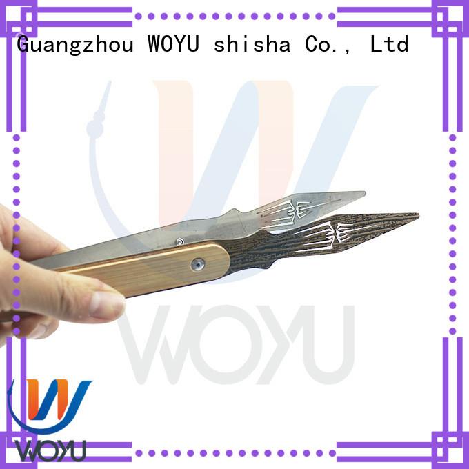professional shisha tong supplier for smoker
