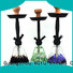 WOYU 100% quality zinc alloy shisha manufacturer for sale