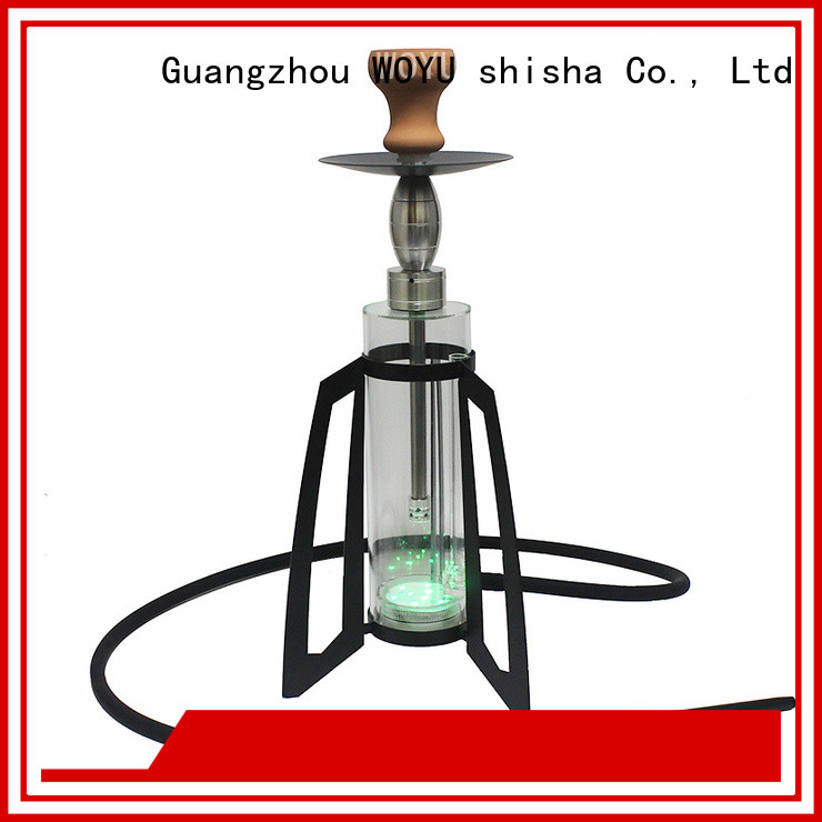 WOYU buy cheap hokkah from China for pastime