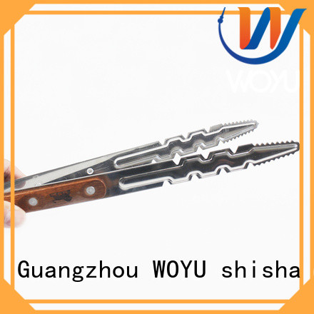 WOYU professional coal tong factory for wholesale