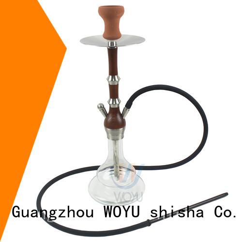 new wooden shisha factory for smoking