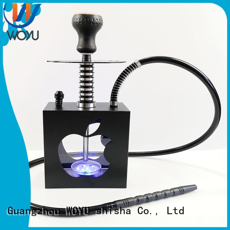 custom acrylic shisha manufacturer for smoker