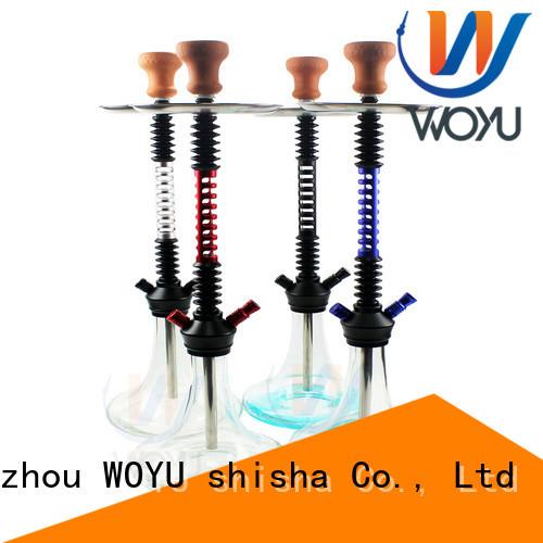 custom aluminum shisha supplier for smoking