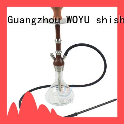 WOYU wooden shisha quick transaction for party