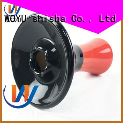 WOYU custom hookah bowl manufacturer for smoker