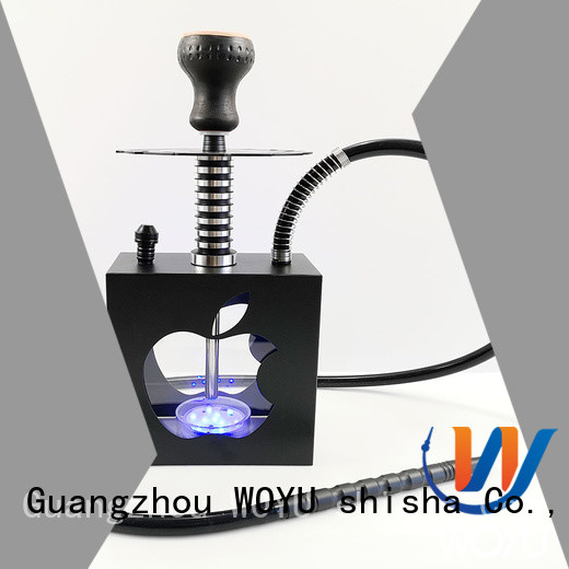 WOYU new acrylic shisha products for smoking